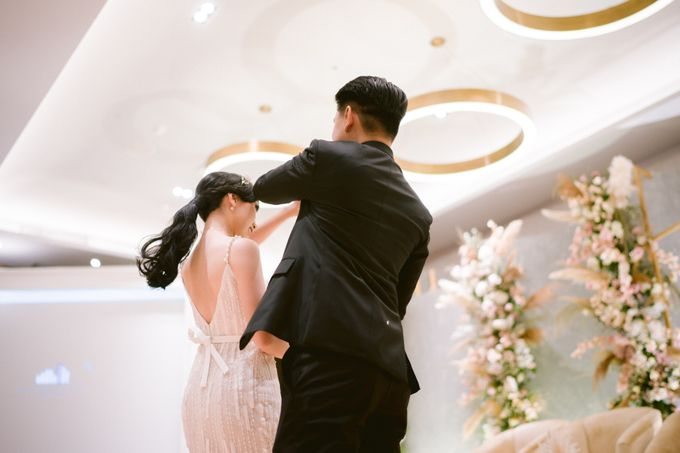 Wedding of  Andre and Stella by Holiday Inn & Suites Jakarta Gajah Mada - 044