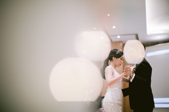 Wedding of  Andre and Stella by Holiday Inn & Suites Jakarta Gajah Mada - 045