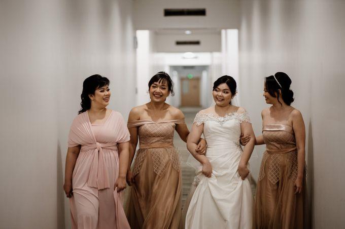Andrew & Mercia Wedding at Whiz Prime Hotel Jakarta by AKSA Creative - 020