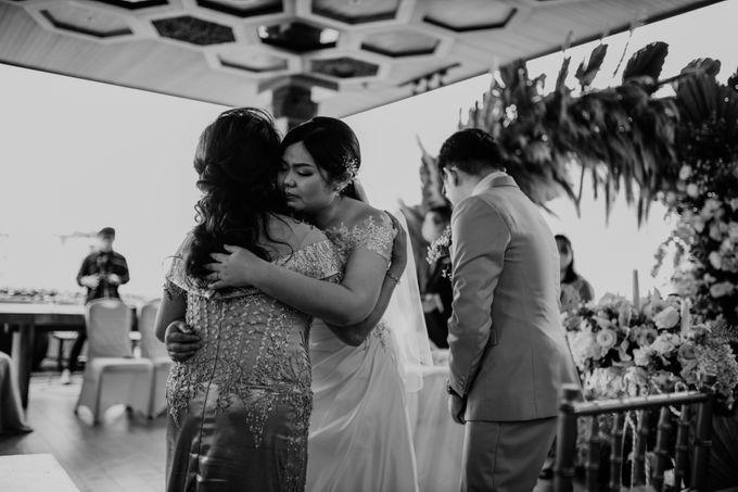 Andrew & Mercia Wedding at Whiz Prime Hotel Jakarta by AKSA Creative - 009