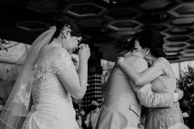 Andrew & Mercia Wedding at Whiz Prime Hotel Jakarta by AKSA Creative - 010