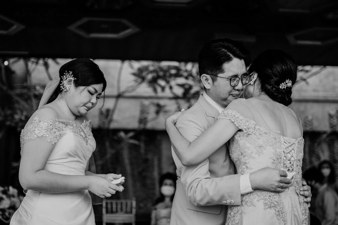 Andrew & Mercia Wedding at Whiz Prime Hotel Jakarta by AKSA Creative - 008