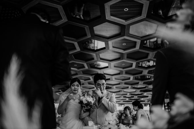 Andrew & Mercia Wedding at Whiz Prime Hotel Jakarta by AKSA Creative - 006