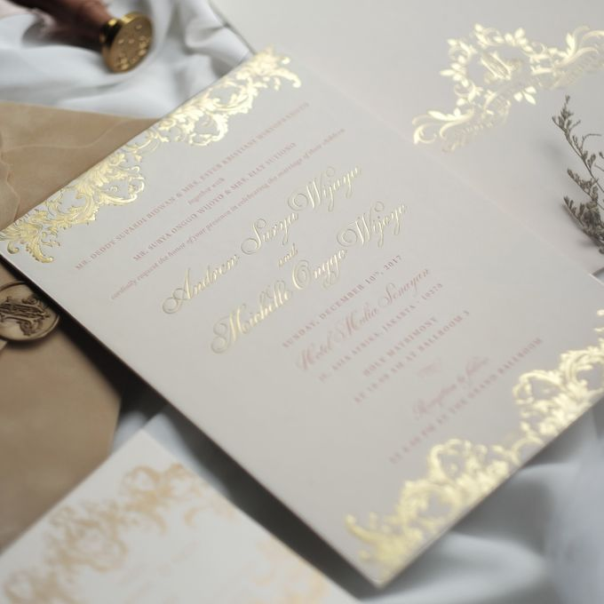 Andrew & Michelle by Paperi & Co. - 005