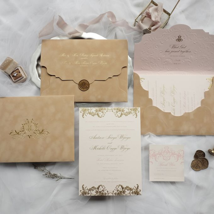 Andrew & Michelle by Paperi & Co. - 001