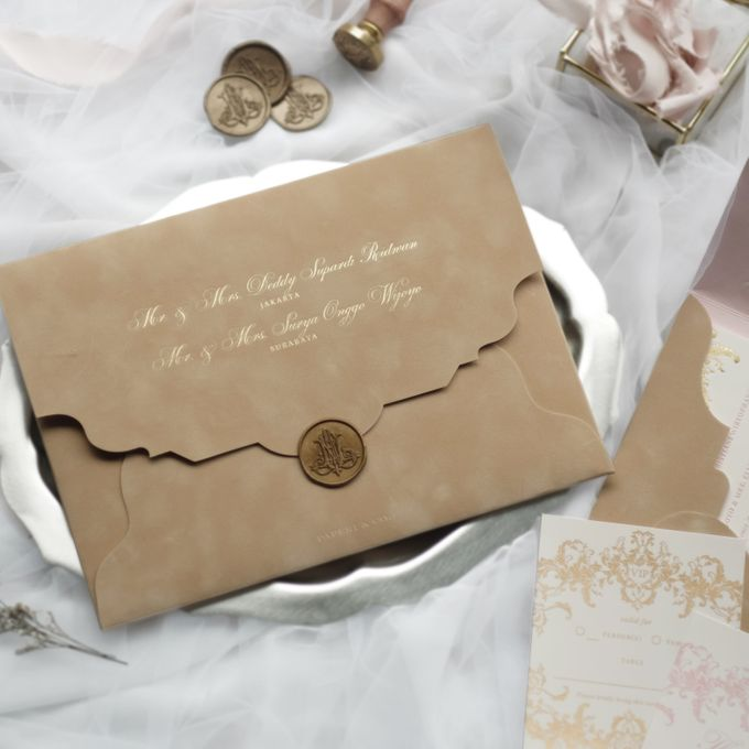 Andrew & Michelle by Paperi & Co. - 002