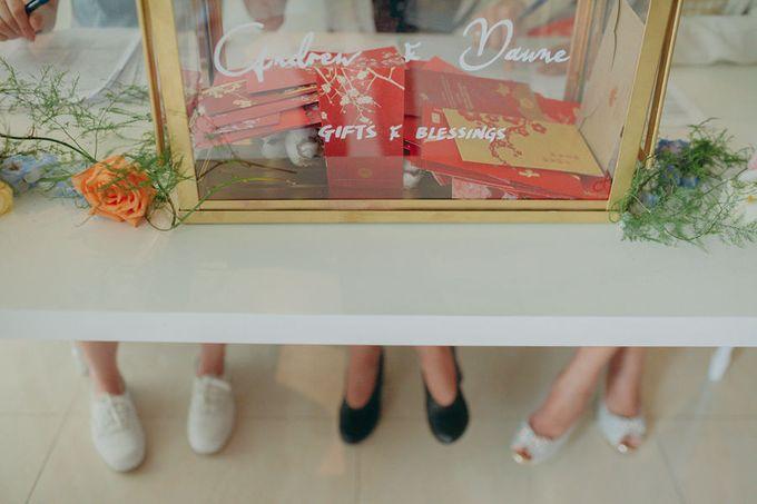 Pastel Rustic wedding ceremony at Imaginarium The Chapel by Eufloria - 030