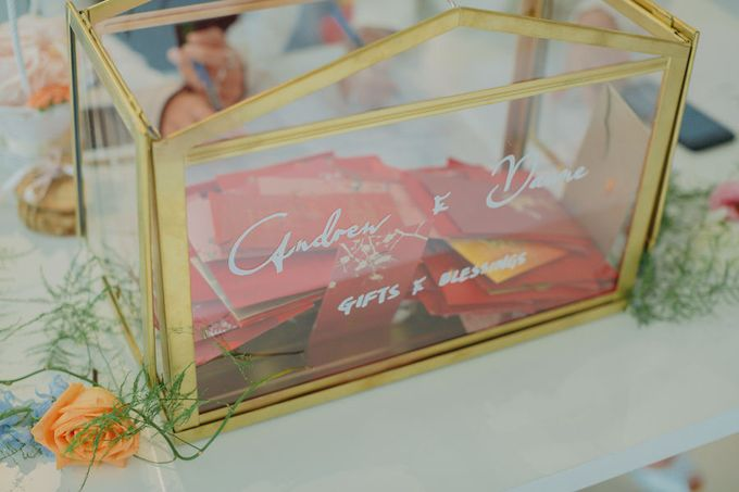 Pastel Rustic wedding ceremony at Imaginarium The Chapel by Eufloria - 032