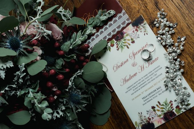 Rustic Elegant Wedding Decoration by Silverdust Decoration - 001