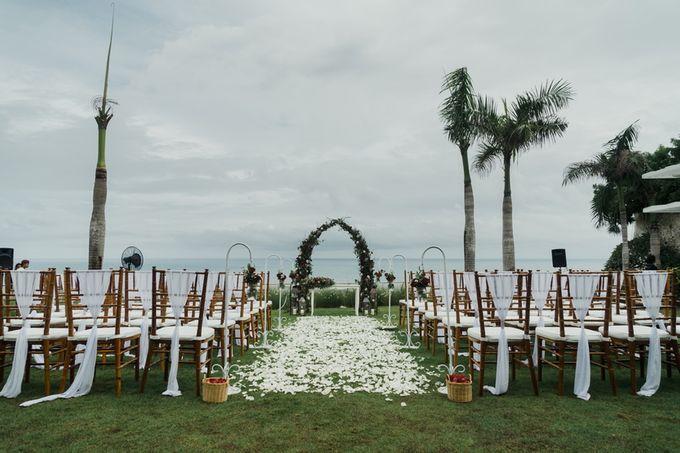 Rustic Elegant Wedding Decoration by Silverdust Decoration - 004