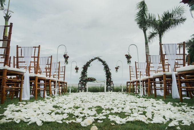 Rustic Elegant Wedding Decoration by Silverdust Decoration - 005