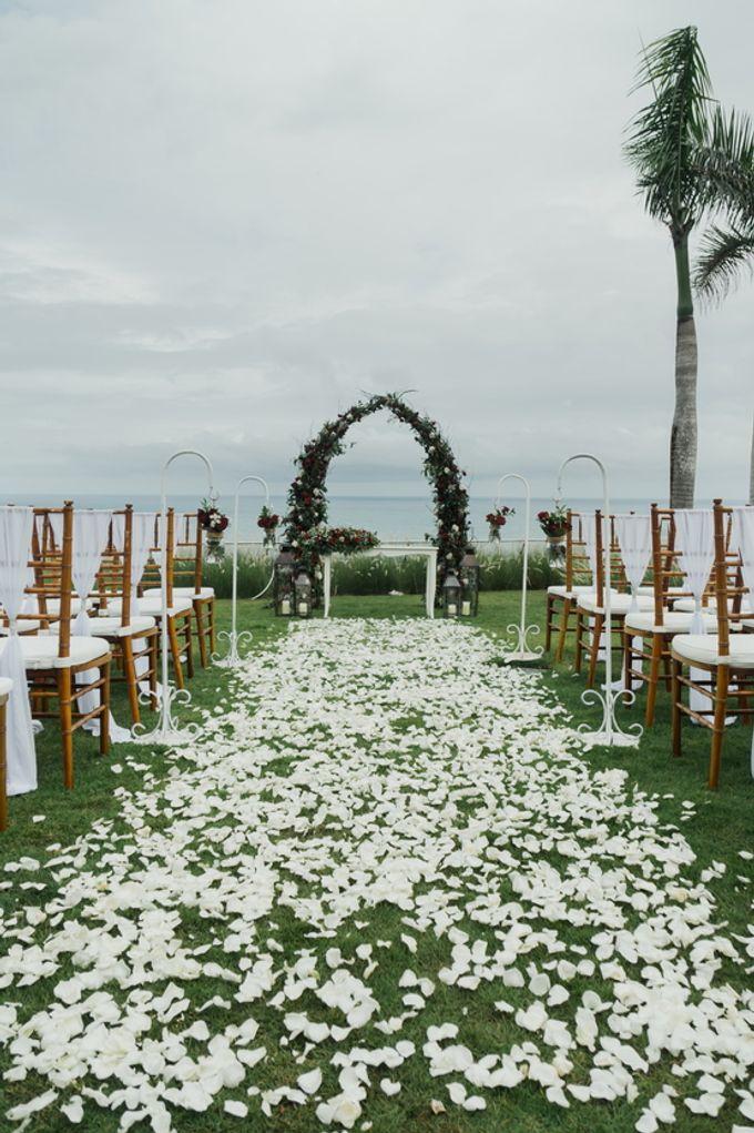 Rustic Elegant Wedding Decoration by Silverdust Decoration - 006