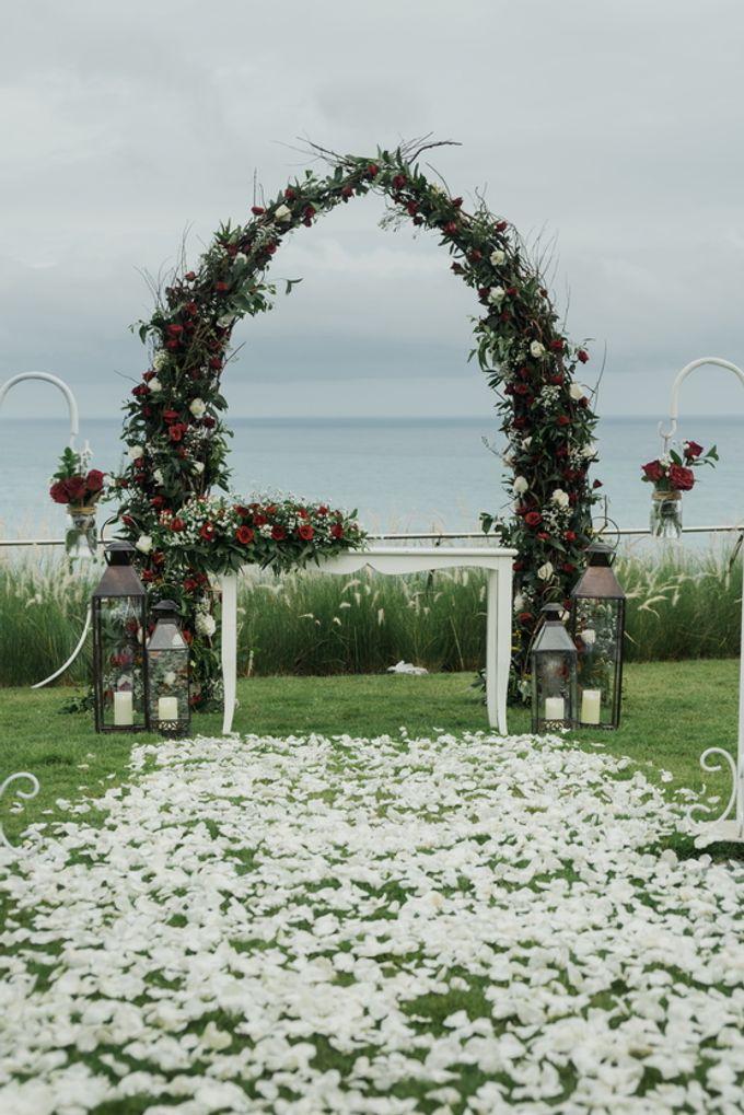 Rustic Elegant Wedding Decoration by Silverdust Decoration - 007