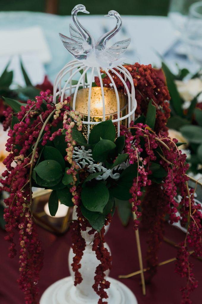Rustic Elegant Wedding Decoration by Silverdust Decoration - 018