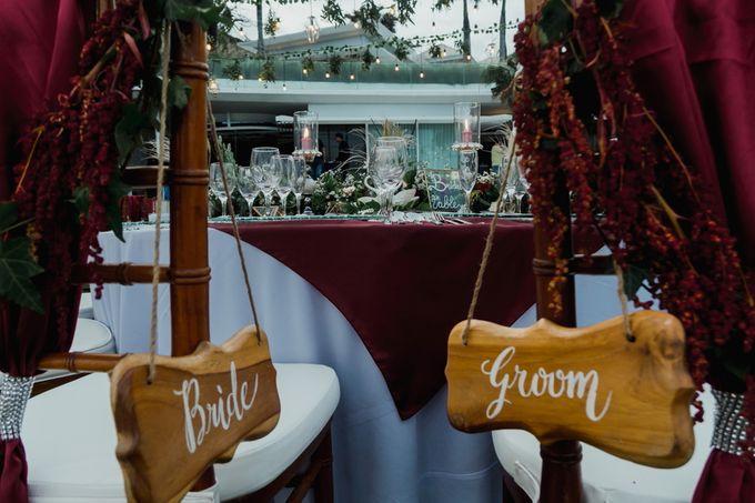 Rustic Elegant Wedding Decoration by Silverdust Decoration - 021