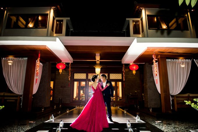 Ria & Andri - Chinese Wedding Traditions by Awarta Nusa Dua Resort & Villas - 001