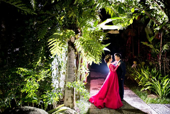 Ria & Andri - Chinese Wedding Traditions by Awarta Nusa Dua Resort & Villas - 002