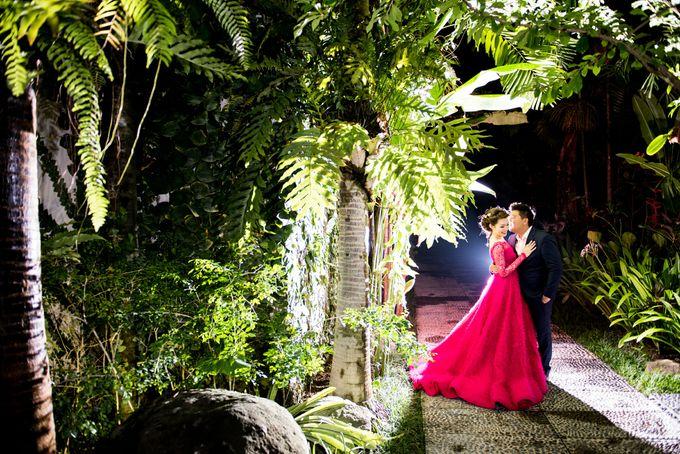 Ria & Andri - Chinese Wedding Traditions by Awarta Nusa Dua Resort & Villas - 003