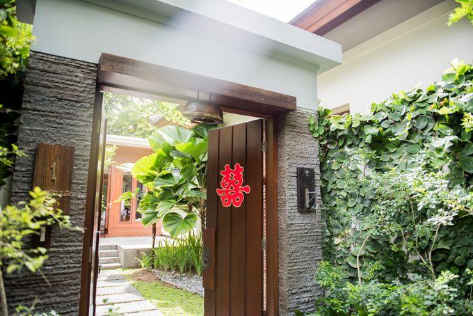 Ria & Andri - Chinese Wedding Traditions by Awarta Nusa Dua Resort & Villas - 035