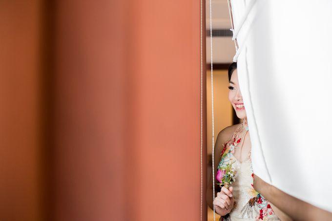 Ria & Andri - Chinese Wedding Traditions by Awarta Nusa Dua Resort & Villas - 038