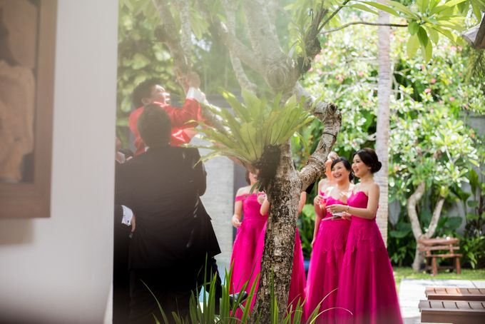 Ria & Andri - Chinese Wedding Traditions by Awarta Nusa Dua Resort & Villas - 050