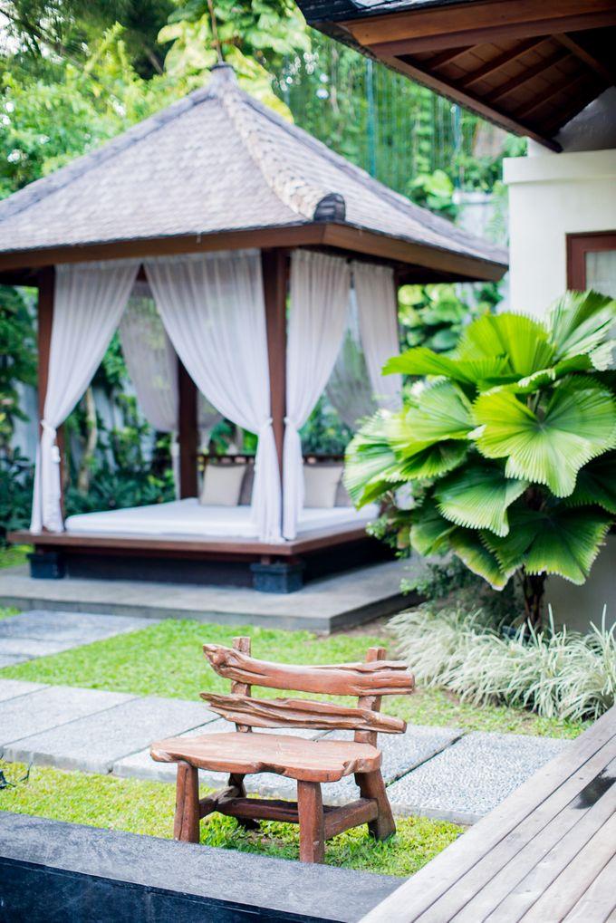 Ria & Andri - Chinese Wedding Traditions by Awarta Nusa Dua Resort & Villas - 012