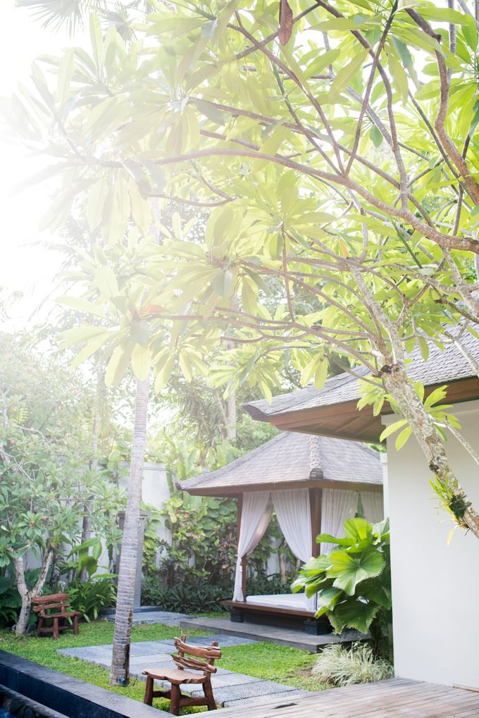 Ria & Andri - Chinese Wedding Traditions by Awarta Nusa Dua Resort & Villas - 016
