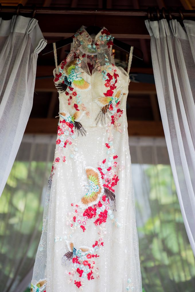 Ria & Andri - Chinese Wedding Traditions by Awarta Nusa Dua Resort & Villas - 017