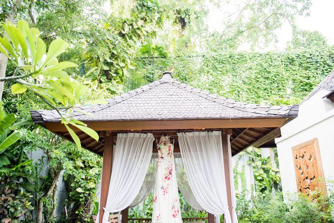 Ria & Andri - Chinese Wedding Traditions by Awarta Nusa Dua Resort & Villas - 018