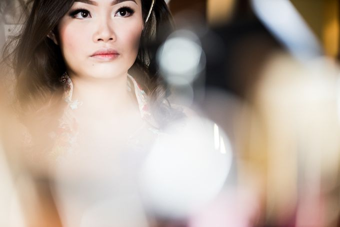 Ria & Andri - Chinese Wedding Traditions by Awarta Nusa Dua Resort & Villas - 020