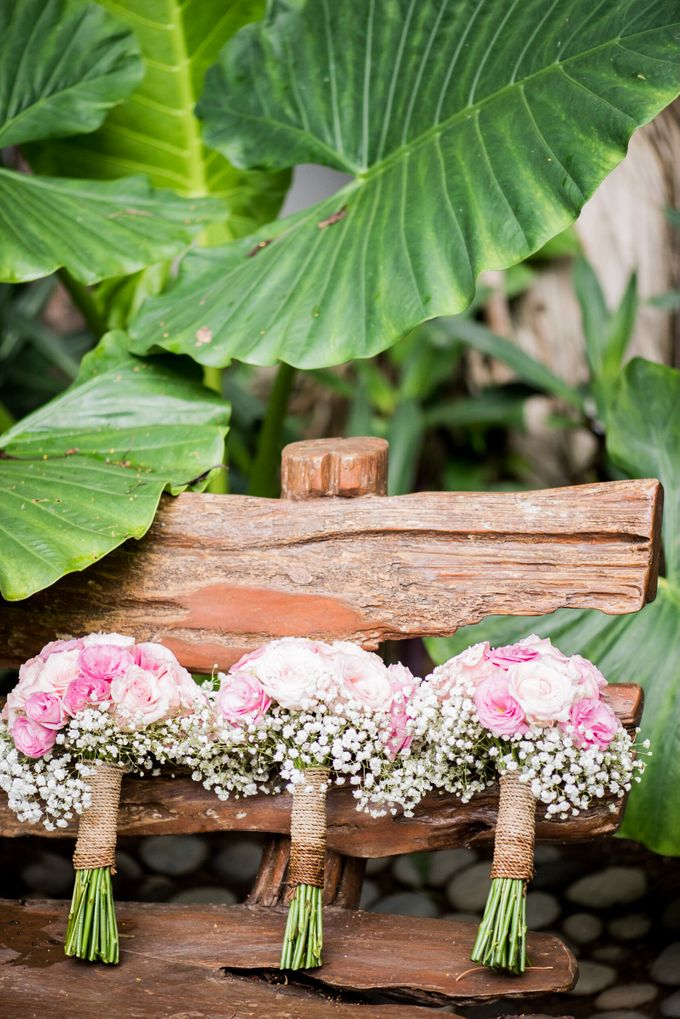 Ria & Andri - Chinese Wedding Traditions by Awarta Nusa Dua Resort & Villas - 024