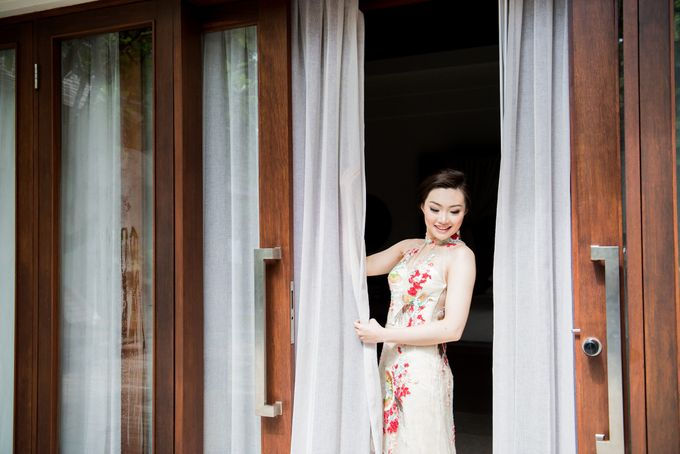 Ria & Andri - Chinese Wedding Traditions by Awarta Nusa Dua Resort & Villas - 028