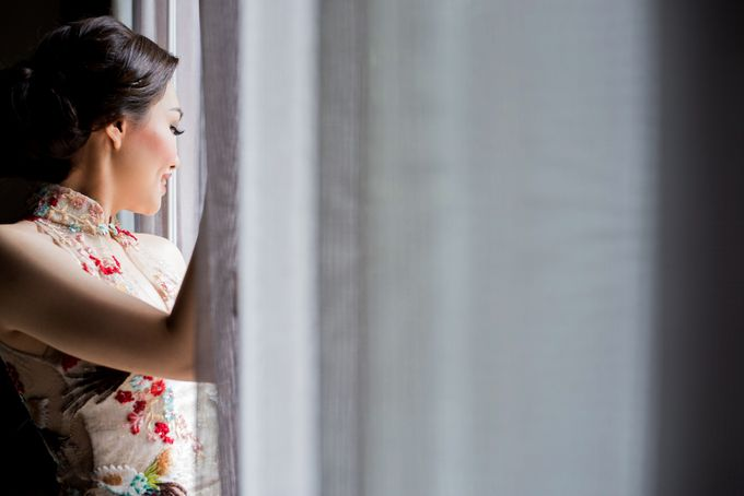 Ria & Andri - Chinese Wedding Traditions by Awarta Nusa Dua Resort & Villas - 029