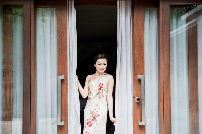 Ria & Andri - Chinese Wedding Traditions by Awarta Nusa Dua Resort & Villas - 031