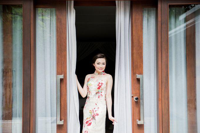 Ria & Andri - Chinese Wedding Traditions by Awarta Nusa Dua Resort & Villas - 031