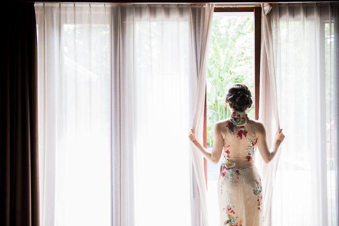 Ria & Andri - Chinese Wedding Traditions by Awarta Nusa Dua Resort & Villas - 032