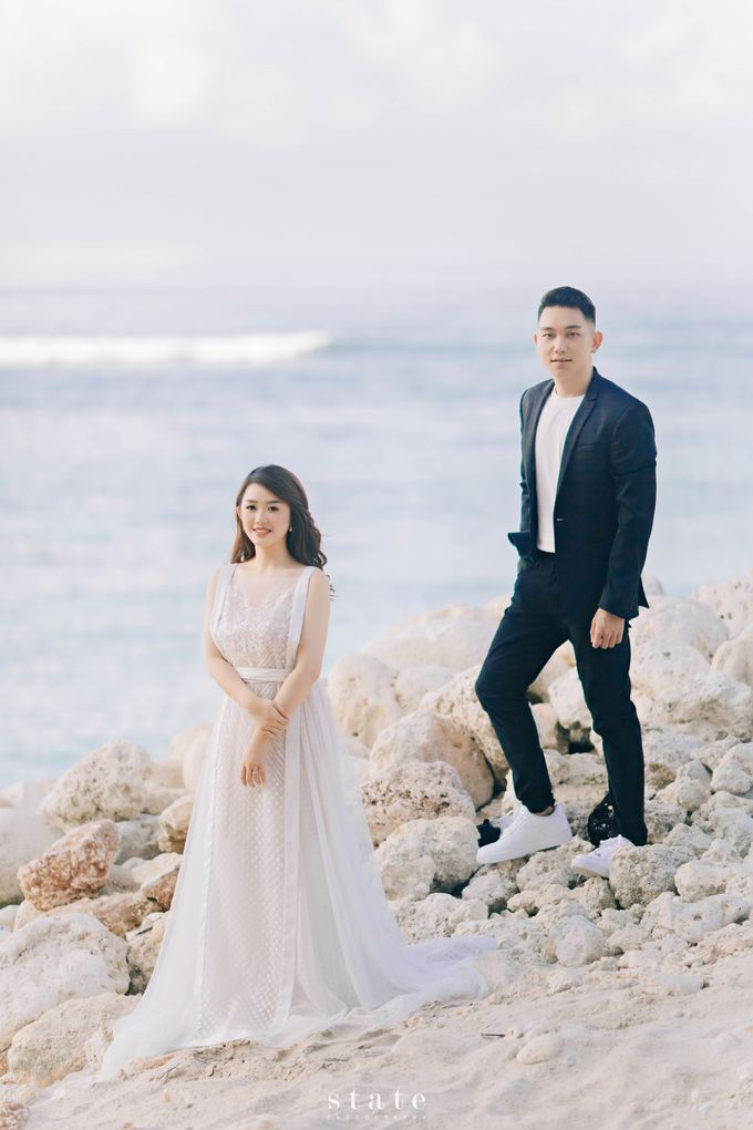 Prewedding - Andri & Vanessa by State Photography - 005