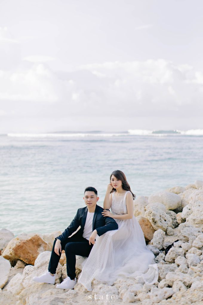 Prewedding - Andri & Vanessa by State Photography - 006