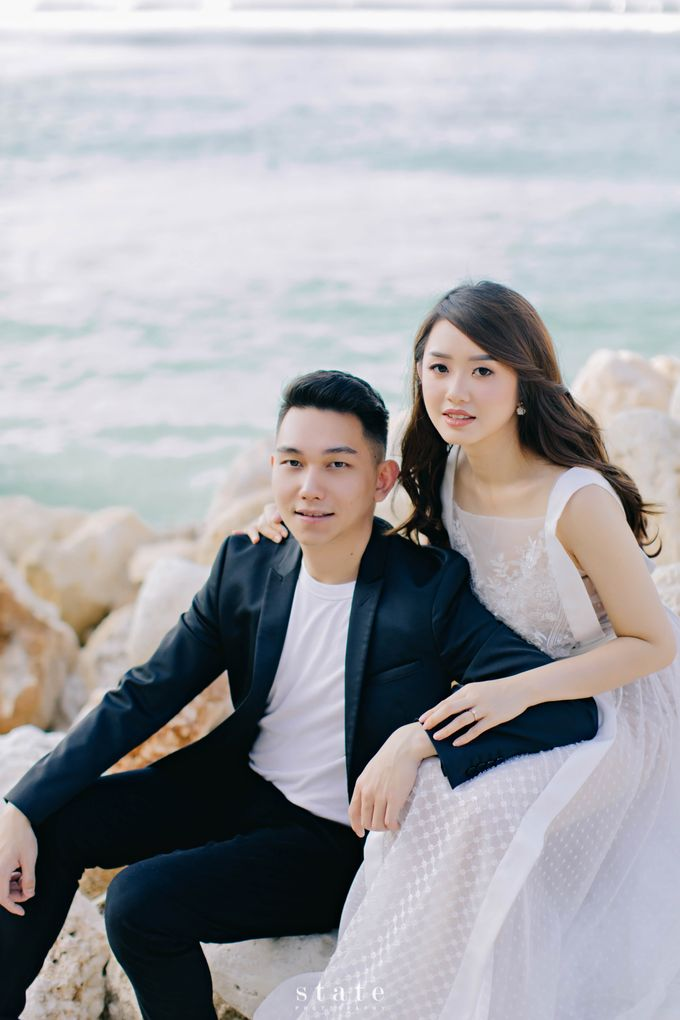 Prewedding - Andri & Vanessa by State Photography - 007