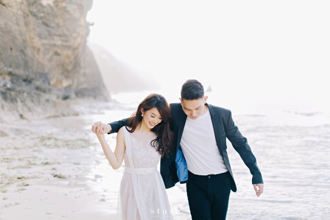 Prewedding - Andri & Vanessa by State Photography - 008