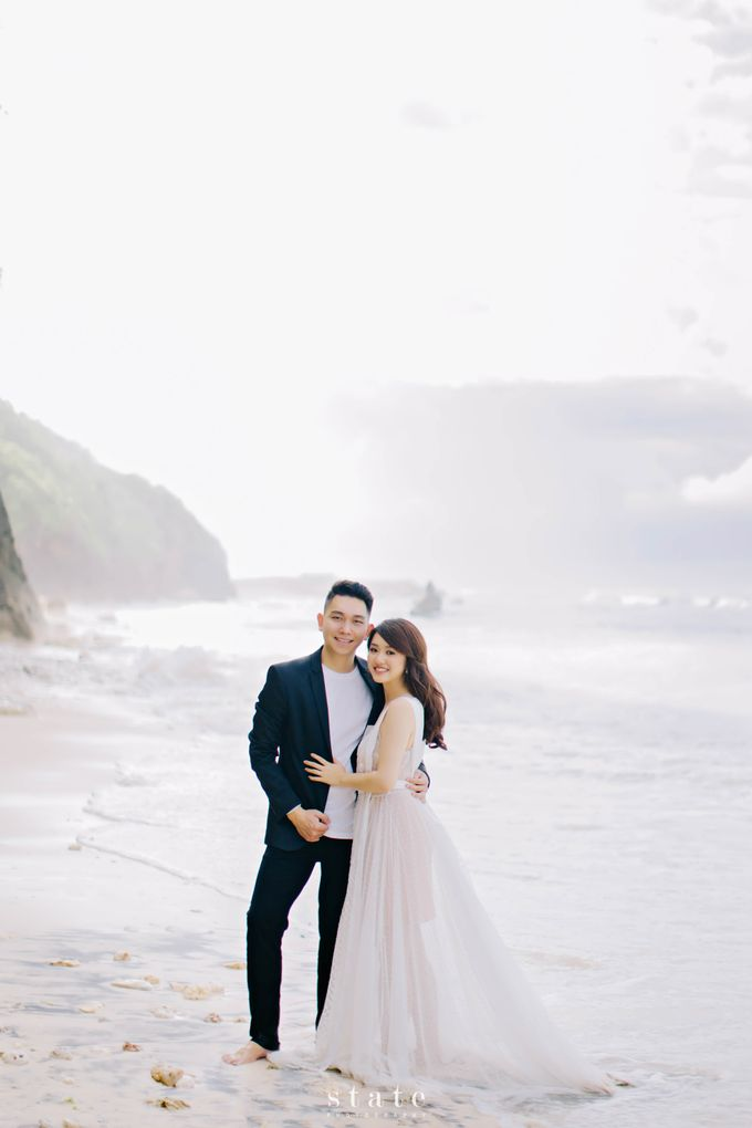 Prewedding - Andri & Vanessa by State Photography - 012