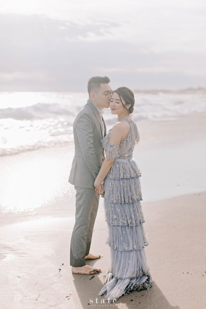 Prewedding - Andri & Vanessa by State Photography - 029