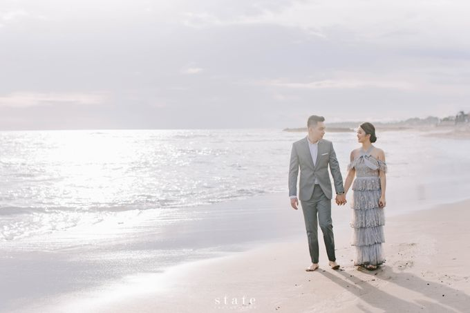 Prewedding - Andri & Vanessa by State Photography - 027