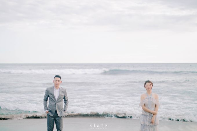 Prewedding - Andri & Vanessa by State Photography - 025
