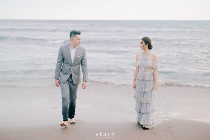 Prewedding - Andri & Vanessa by State Photography - 026