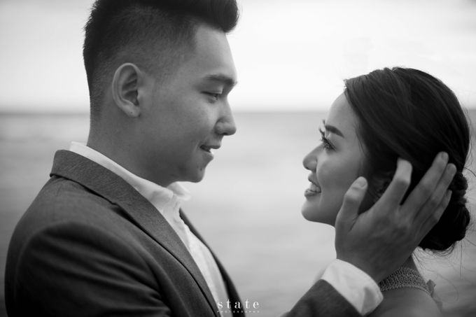 Prewedding - Andri & Vanessa by State Photography - 033