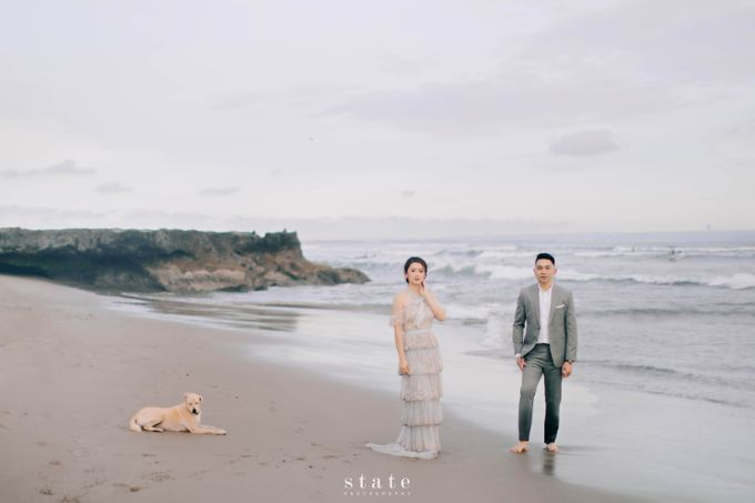Prewedding - Andri & Vanessa by State Photography - 031