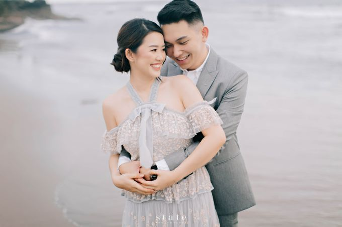 Prewedding - Andri & Vanessa by State Photography - 034