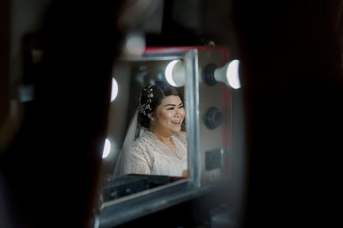 Andrian & Felicia Wedding Day by Filia Pictures - 003