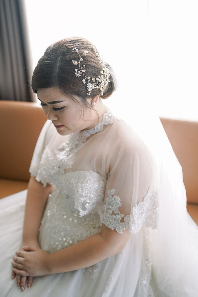Andrian & Felicia Wedding Day by Filia Pictures - 013